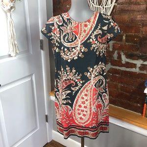 Isabel Marant Etoile Paisley  Dress 38  (4) B129